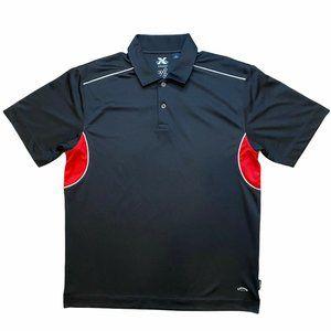Callaway X Series Shirt Mens XL Golf Polo
